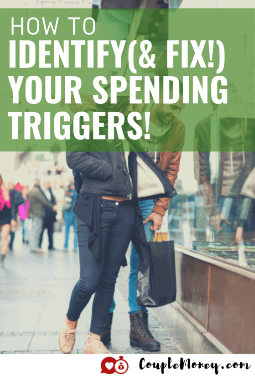 Has your wallet taken a hit? Are you ready to stop the money leaks? Find out what your spending triggers are and how you can fight back on today's show. #marriage #money #personalfinance #spending
