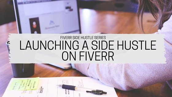 Learn how you can build a side income using Fiverr in this new series!