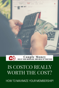 Not sure if you get that Costco membership? Let me share how we maximized ours and save a ton of money! #savemoney #familymoney