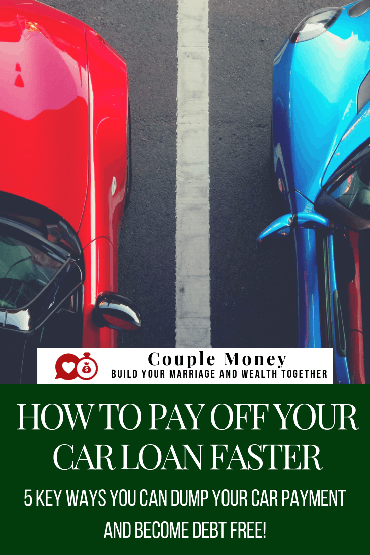 Sick and tired of your car payments? Learn how you can dump your debt even if you have a tight budget! #family #money #save #debtfree