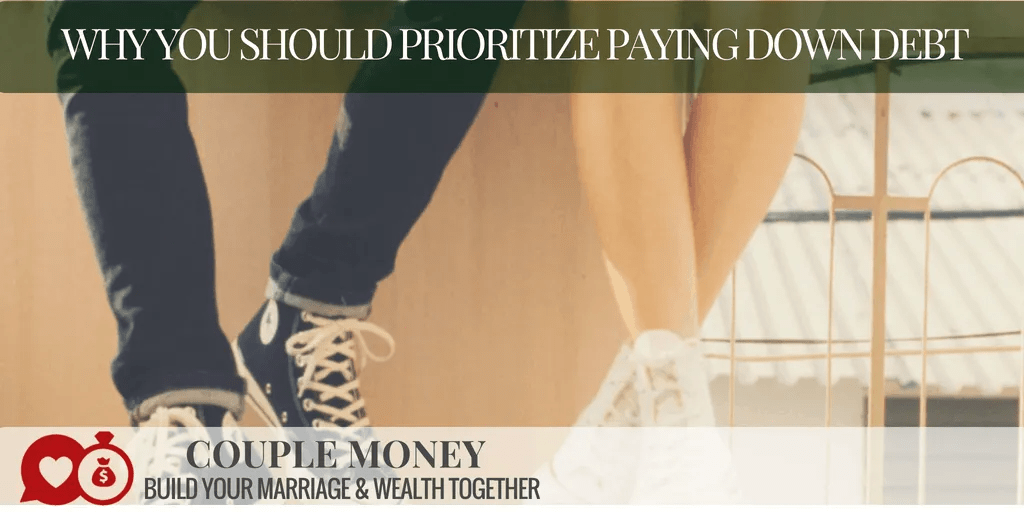 Is it better to pay off your debts or should you start saving or investing your money? Learn how you can prioritize paying off your debts while still reaching your other big goals!