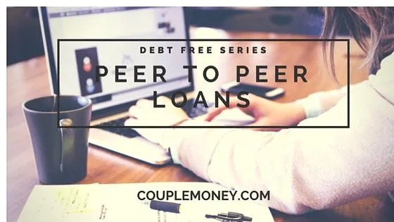 Learn how to pay of your debts faster with peer to peer loans.