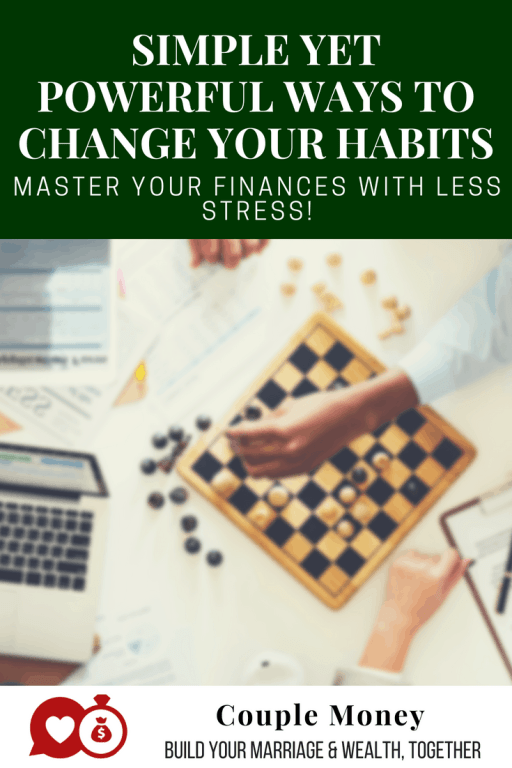 Tired of missing your money goals for the year? Learn how you can change your habits and own your finances! #money #family