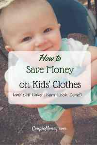 Learn how to you can dress your kids in style without spending a ton of money!