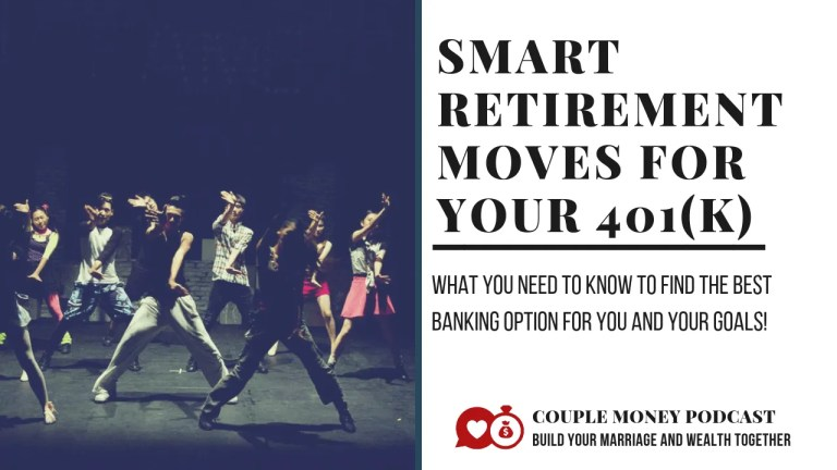 Want to up your game and maximize your 401(k)?Learn what smart retirement moves you can make to optimize your portfolio! #investing #retirement