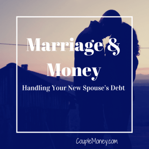 Learn how to work together to tackle your spouse's debt