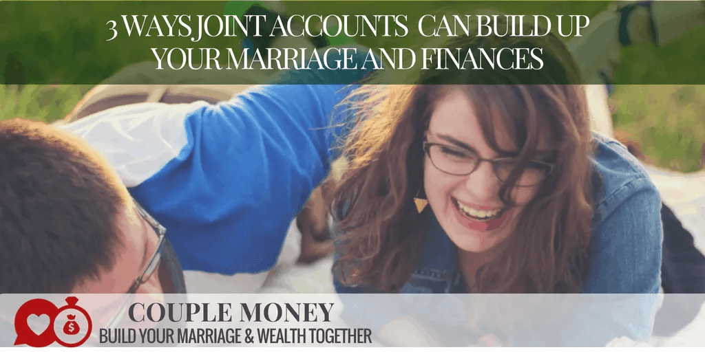 Are you two looking to dump your debt faster and start building wealth? See how joint accounts can help you can do both with a lot less stress!