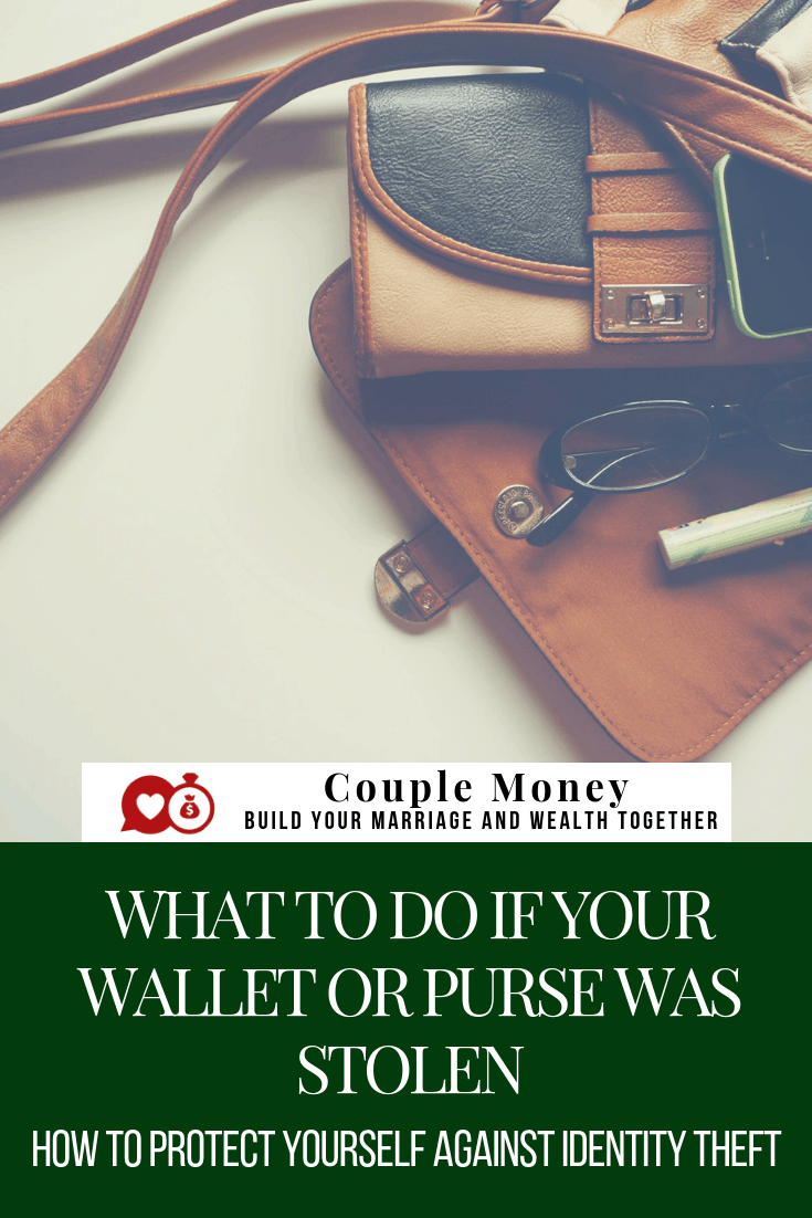Has your purse or wallet been stolen? This handy guide will show you what you need to do to protect yourself and finances! #money