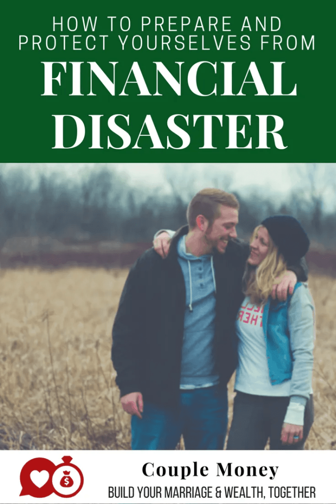 Have you ever felt stressed andout of options because of an emergency that came up?  We're going to share how you can prepare for financial disasters and protect yourselves!
