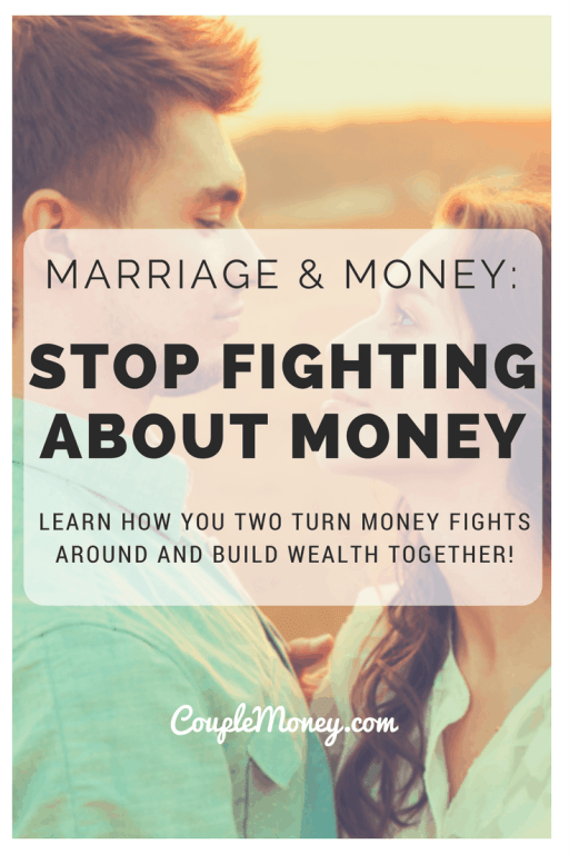 Money can be a stressful topic, especially in marriage. Learn how you two turn money fights around and build wealth together!