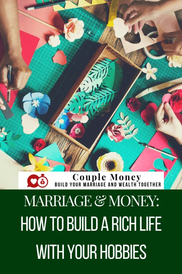 Want to dump your debt, save money, and have more time together as a family? Learn how honing in on your hobbies can help you have a rich life! #family #money #financialindependence