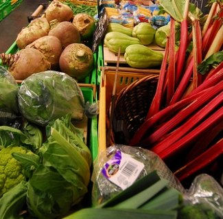 fresh produce NC