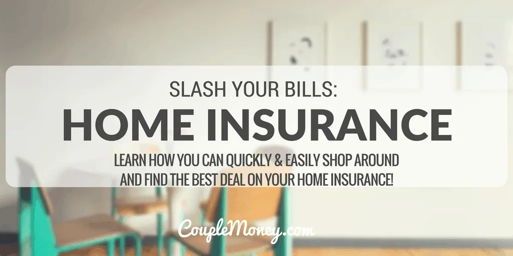 Learn how you can quickly & easily shop around and find the best deal on your home insurance!