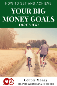Struggling to keep all your financial goals? Learn how you can quickly and easily set up a system to reach them together!