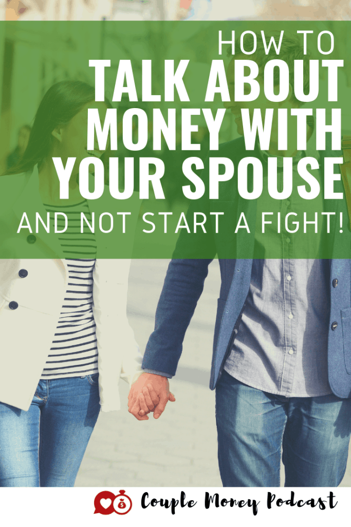 Need to talk about money, but worried about starting a fight? Use these easy and key conversation starters to open up about finances and get on the same page! #marriage #money #family #personalfinance