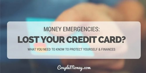 With summer vacation coming up, it's good to prepare yourself for possible emergencies. Learn what you need to do if you lose your credit card on your trip.