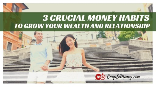 Money fights are one of the leading causes of divorce for couples. Learn how you can reduce the stress and stop living paycheck to paycheck! #marriage #money #debtfree #fi