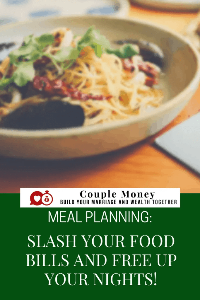 Want an easy way to slash your food bill? Here is the ultimate guide to easy meal planning that will have eating well without having to become a chef! #mealplans #easymealplans #mealplanning