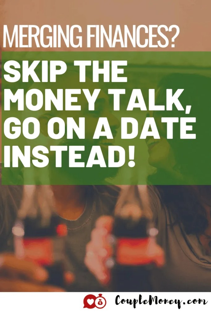 Are you two stressed over money? Do your talks more often than not end up in fights? Learn an effective and fun way you get on the same page and talk about money! #marriedlife #marriage #money #podcast #debtfree
