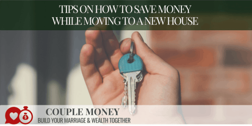 Getting ready for a big move? Learn ways your family can save money while moving so you can have less stress and more cash in your bank account!