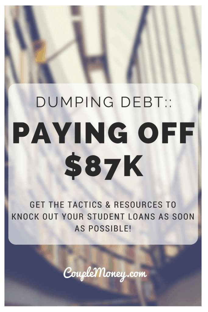 Feeling trapped by your student loans? Get the strategies, tactics, and resources to help you pay yours off faster!  #debtfree #money