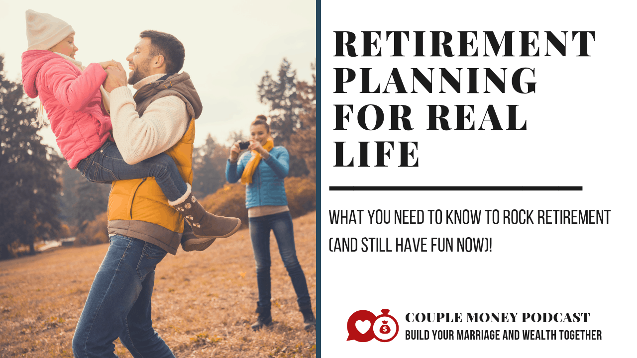 Feel like you have not enough time (or money!) to plan for retirement? Learn step by step how you two can rock retirement and still have fun now!