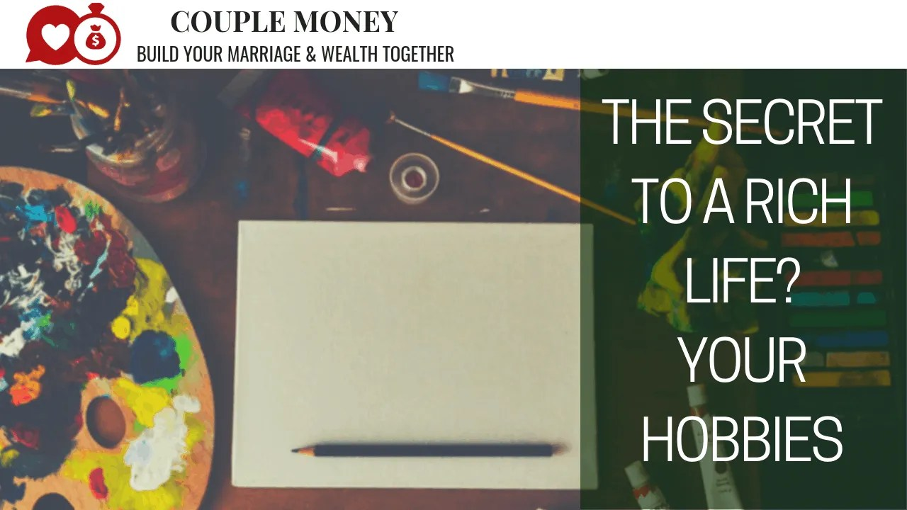 Today on the podcast we're going to be talking about the connection between your hobbies and having a rich life! #fi #podcast #money