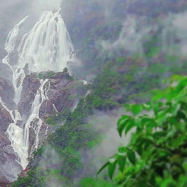 Doodhsagar Waterfalls