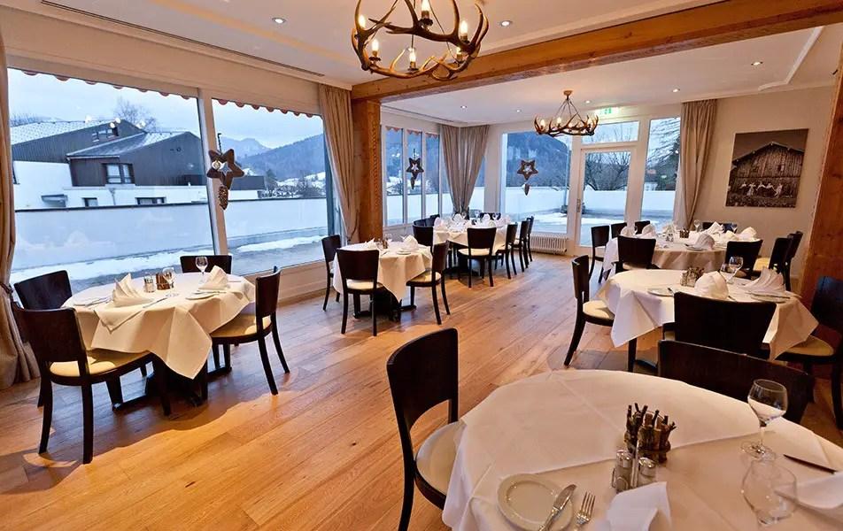 Restaurant at Karma Bavaria
