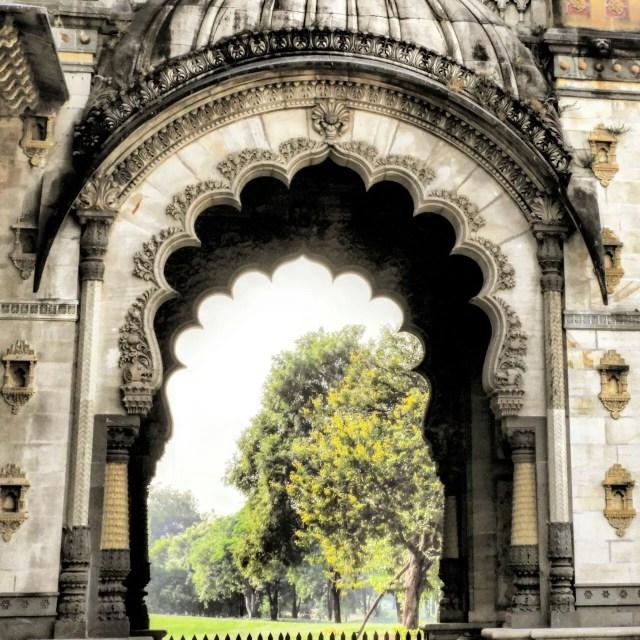 Structural Detailing of Laxmi Vilas Palace