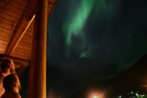 Gay Couple traveling Iceland - Aurora Borealis © CoupleofMen.com