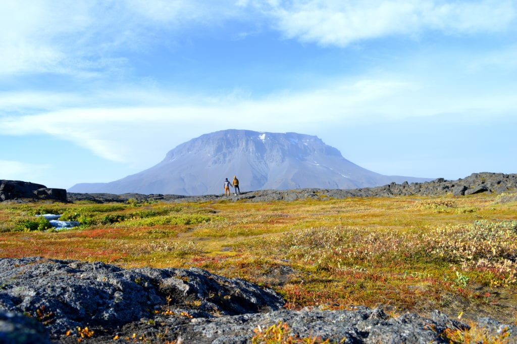 Gay Couple exploring Central North Iceland Road Trip Iceland Top 13 Highlights