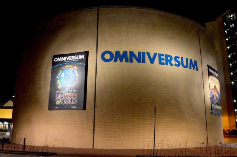 Omniversum - Gay Couple City Weekend The Hague © Coupleofmen.com
