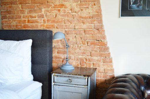 Design Details of our hotel room | Boutique Hotel Sleep-Inn Box 5 Nijmegen © CoupleofMen.com