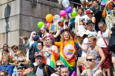 LGBTQ Festival Helsinki Gay Pride Parade 2016