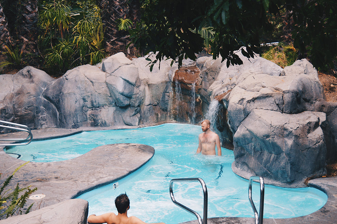 Sycamore The Mineral Springs Resort in San Luis Obispo © CoupleofMen.com