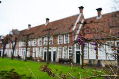 Typical Dutch houses   Gay Couple City Weekend Groningen © CoupleofMen.com