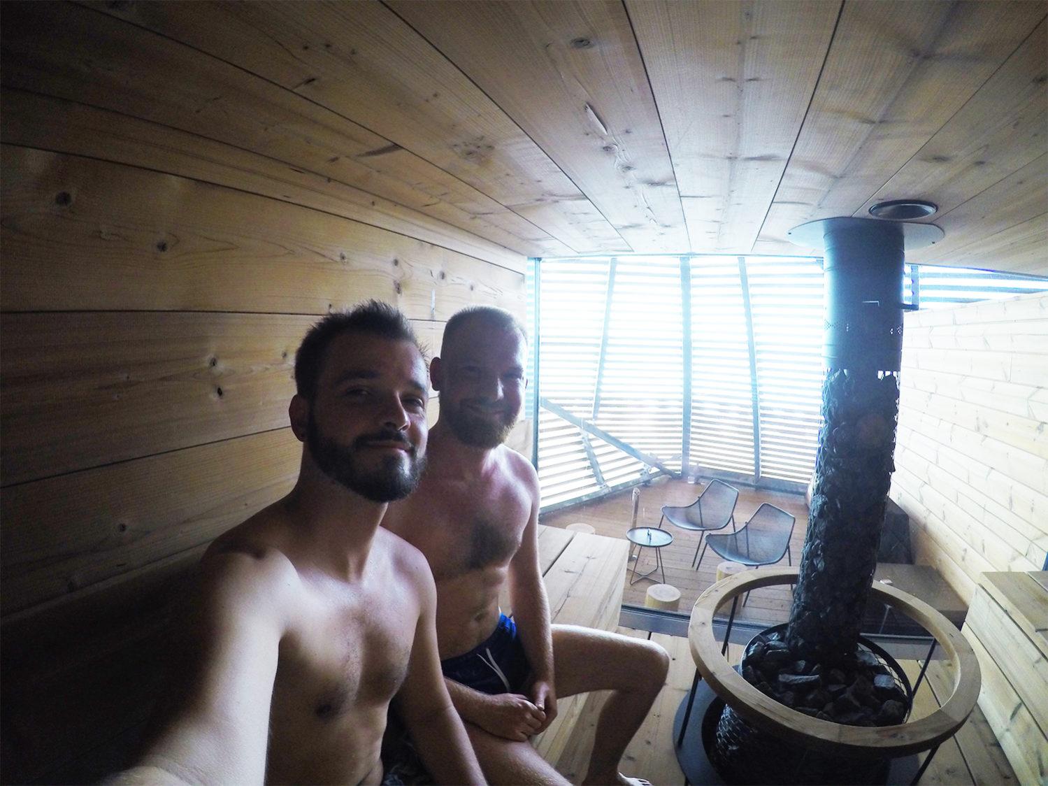 gay sauna danmark