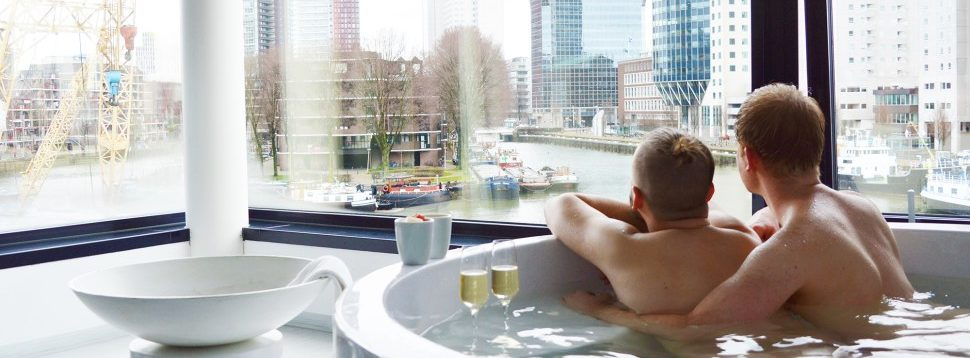 Mainport hotel rotterdam gay friendly for Mainport design hotel leuvehaven 77 3011 ea rotterdam