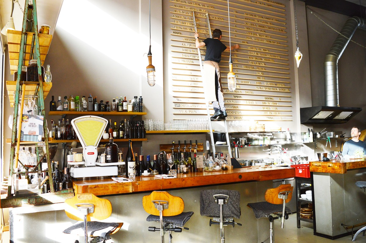 """Restaurant """"Dertien"""" in Rotterdam"""