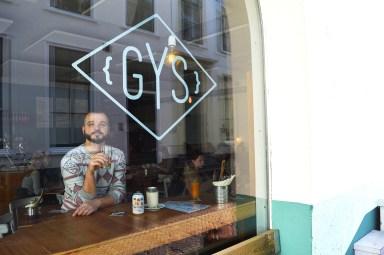 Utrecht Gay City Trip Restaurant GYS Voorstraat Utrecht