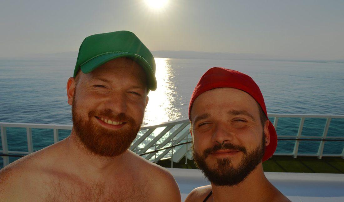Tips European Gay Cruise Gay Men Tips La Demence The Cruise © CoupleofMen.com