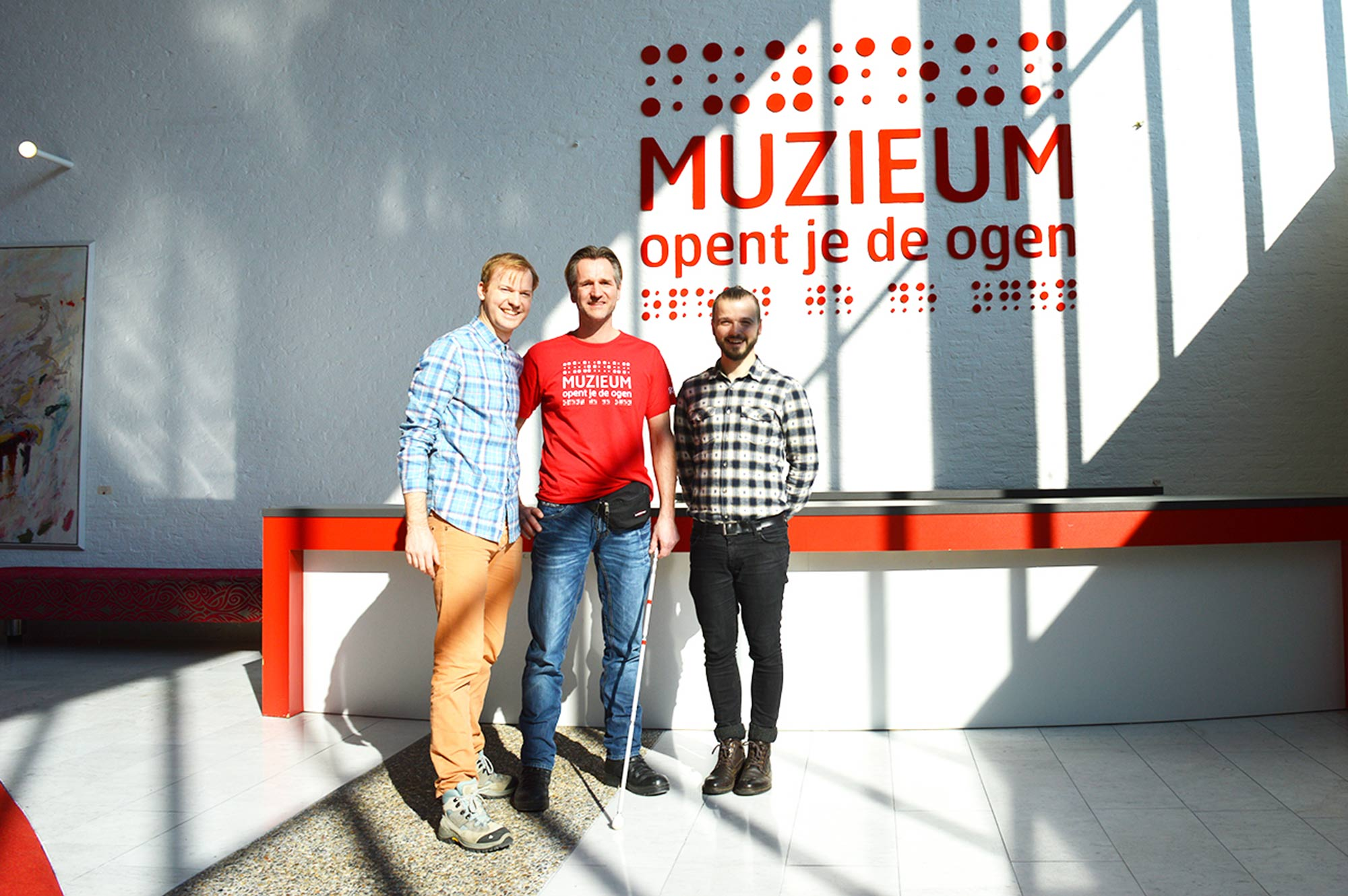Muzieum Experience   Gay Couple City Weekend Nijmegen © CoupleofMen.com
