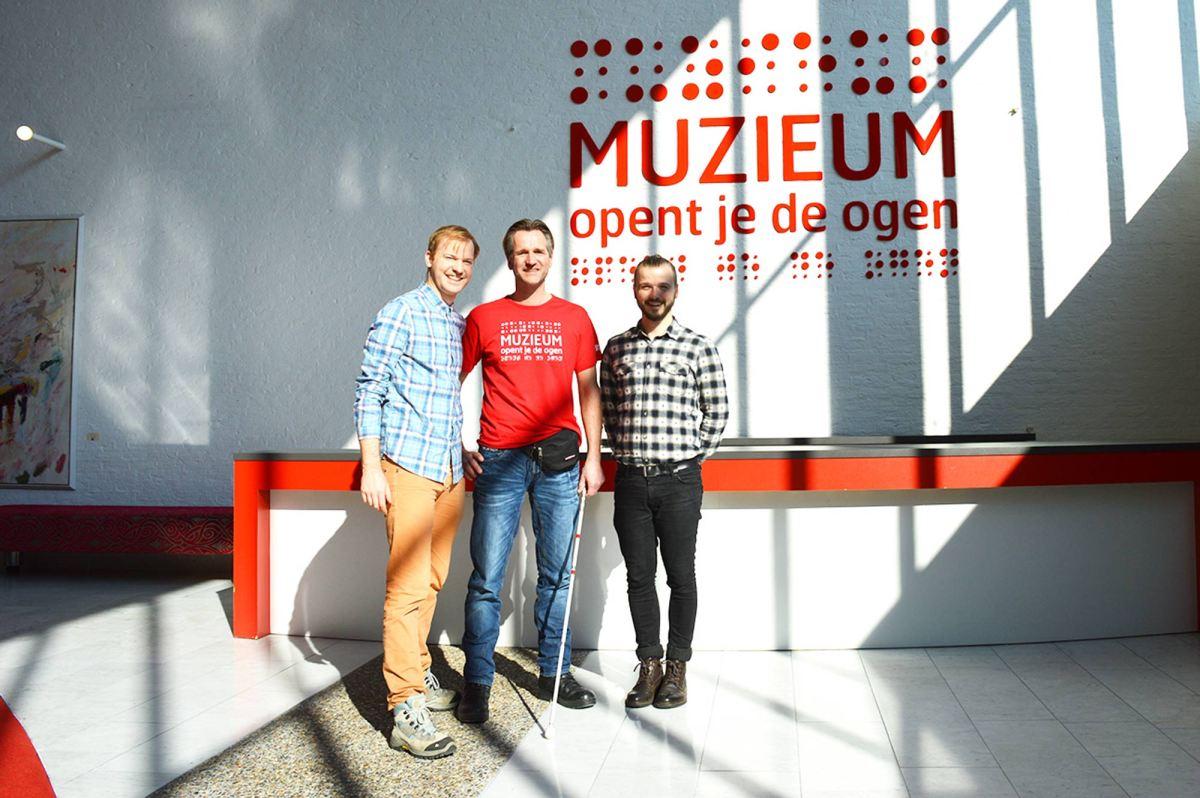 Muzieum Nijmegen – Experience a Blind World