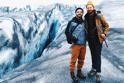 Gay Travel Guides Iceland Couple of Men Gay Travel Blog coupleofmen.com