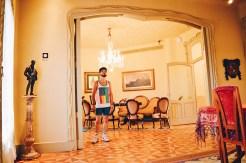 Inside the apartments   Gay Travel Guide Gaudi Architecture Casa Mila La Pedrera © Coupleofmen.com.com