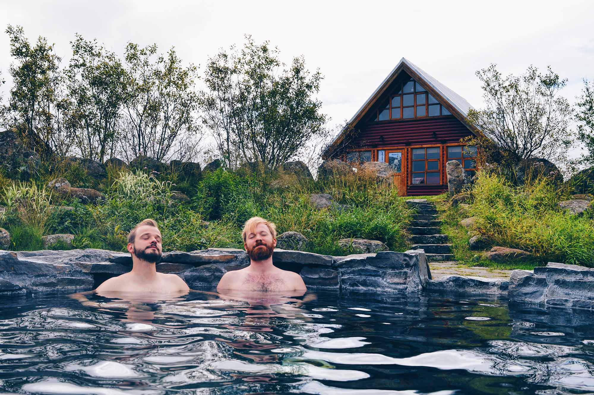 Gay cottage stories