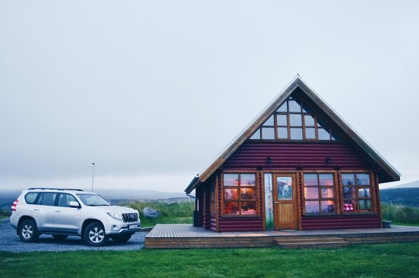 Hestasport Cottages Varmahlid North Iceland © CoupleofMen.com