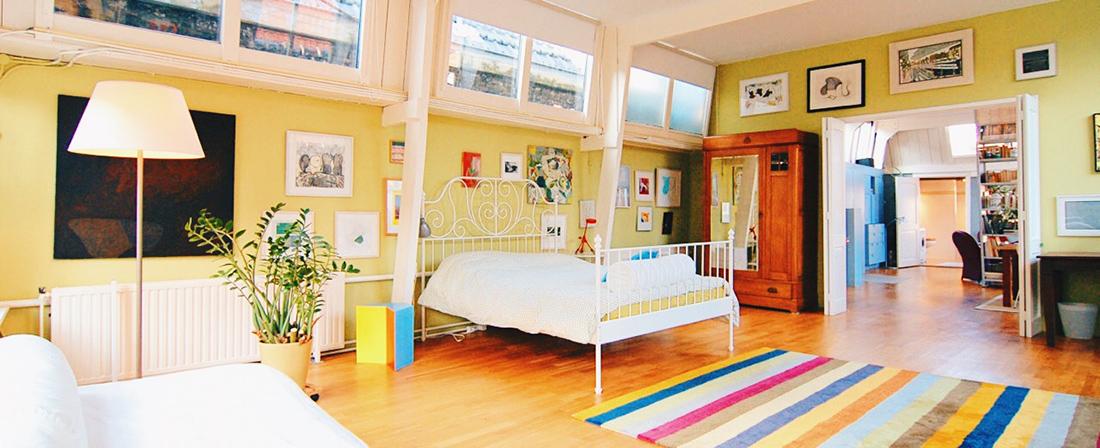 Loft Westeinde Apartment Central The Hague