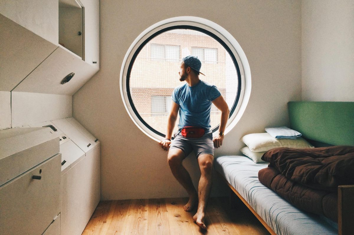 Nakagin Capsule Tower Tokyo: Our Gay Couple stay in Japanese Capital City | Japan